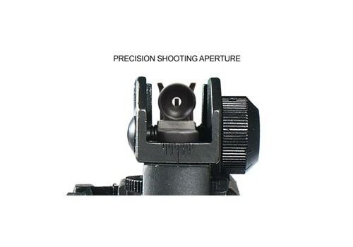Green Blob Outdoors Match Grade Detachable Rear Sight with Full Range Windage and Elevation Adjustment by Green Blob Outdoors (Image #4)