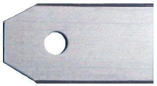 XSS41C 41 cm 16 Qualcast Petrol Lawnmower Blade for XSS41D XSZ41D Made of Thick 3,4 mm Steel