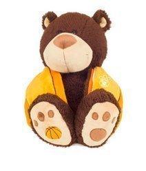 Envíos y devoluciones gratis. Buddy Balls Plush Teddy Bear Converdeible Converdeible Converdeible Juguete Basketball-Bo, Chocolate naranja by MaxLand Juguetes  salida de fábrica