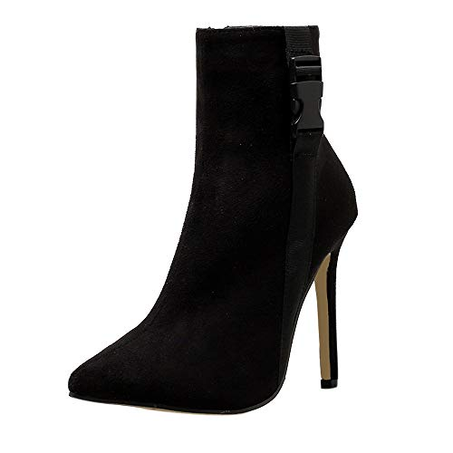 Fashion in Londony, Women Pumps High-Heel Boots Spring High