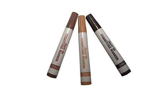 Good Living Furniture Touch-Up Markers Set of 3 - Pack of 1