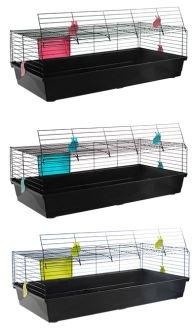 VOLTREGA 001527N1 Jaula para Conejos: Amazon.es: Productos para ...