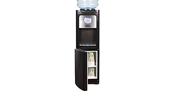 Hamilton Beach dispensador de agua de carga superior, negro: Amazon.es: Amazon.es