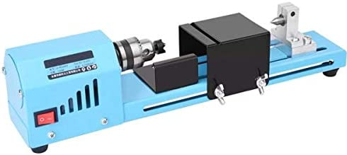 BXU-BG 木材旋盤、150W DC 12V-24Vミニウッド旋盤ビーズ切削ドリル研磨DIY木工機械セット