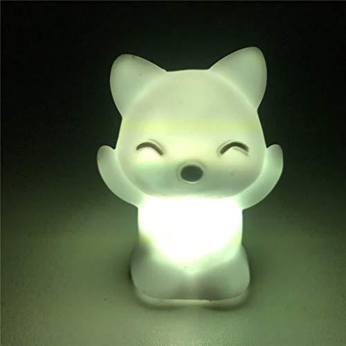 Maikouhai LED Colorful Night Lights for Children Kids Sweet Nursery Room Decor Bedroom Lamps - Colorful Lamp Room Decor Gift for Boys Girls Bedroom