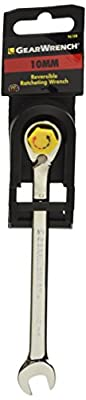GearWrench 9610 10mm Reversible Combination Ratcheting Wrench