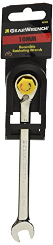 GEARWRENCH 9610 10mm Reversible Combination Ratcheting - Wrench Reversing Ratcheting Set