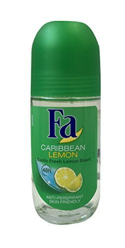 ce Roll-On Caribbean Lemon (50ml) ()