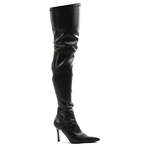 Boot Lust Funtasma by Schwarz Pleaser Women's 3000 xfqB0Twz6X