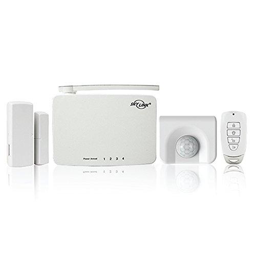 2in1 Alert/Alarm System Basic Kit, Smartphone Compatible, M4