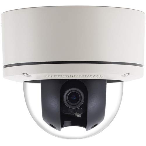 (ARECONT VISION AV3355RS IP Camera, Dome, 3 Megapixel, 21 FPS, Day/Night, Indoor/Outdoor, 2.8 to 6 MM RF/RZ Lens, R J 45)