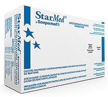 Latex Gloves StarMed® Latex* Powder-Free Examination Gloves
