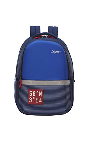 Skybags Tringo 28 Ltrs Blue Laptop Backpack