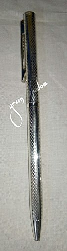 (Sterling Silver Ball Point Writing Pens)