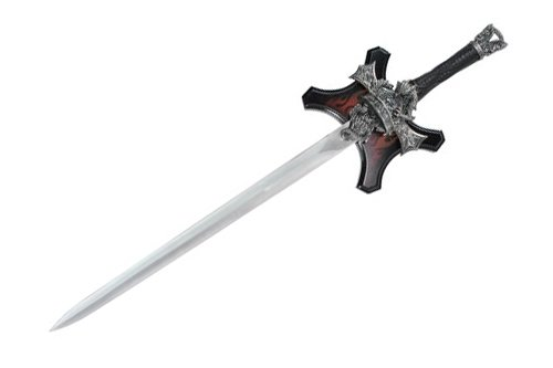 Samurai Candle Holder (Swordmaster - 28