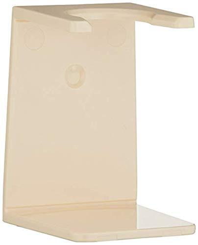 GBS Shaving Brush Stand, Ivory Drip Stand - Acrylic