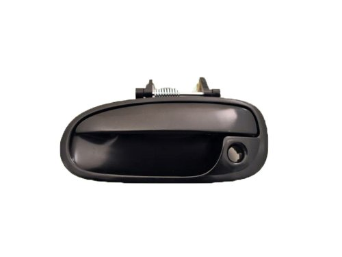 Depo 317-50001-102 Honda Civic Coupe Front Driver Side Replacement Exterior Door Handle