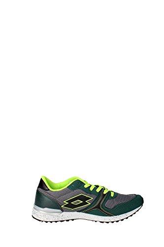Lotto - Zapatillas de gimnasia para hombre Verde verde