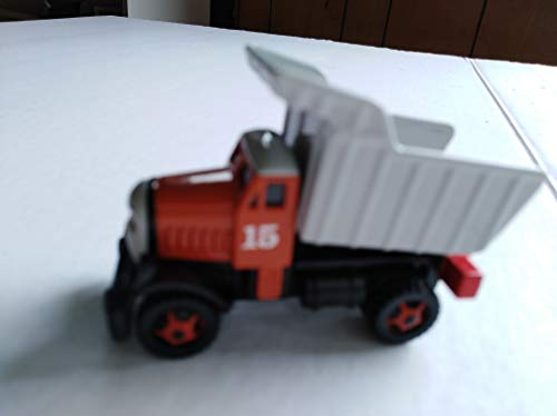 F&T Thomas Max Dump Truck Train Helper with Magnet on The End