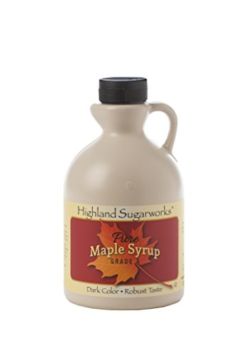 Highland Sugarworks Jug 100% Maple Syrup Pure Grade A Dar...