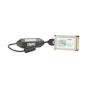 Siemens | 6GK1551-2AA00 | CP5512 MPI/Profibus PC Card PCMCIA (Certified Refurbished): Amazon.com: Industrial & Scientific