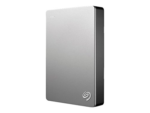 Seagate Backup Plus Portable for Mac 4TB External Hard Drive HDD - USB 3.0, 2 Months Adobe CC Photography (STDS4000400)