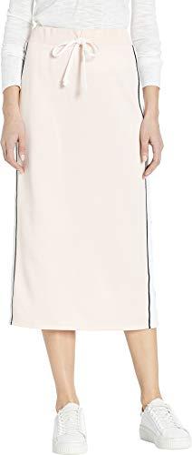 Skirt Sunrise (Juicy Couture Women's Tricot Midi Skirt Cali Sunrise Petite/X-Small)