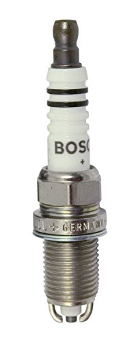 Bosch 7404 Copper with Nickel Spark Plug (Pack of 1) (Bmw 323i Ground)