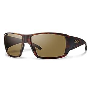 Smith Guide's Choice Polarized ChromaPop+ Sunglasses Matte Havana/Brown, One Size - Men's