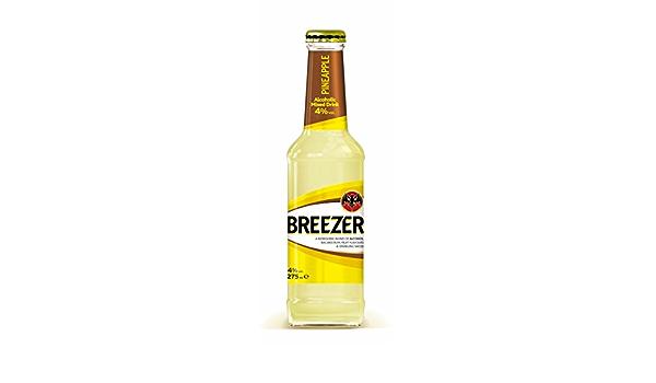Bacardi Breezer Piña 27.5 Cl: Amazon.es: Alimentación y bebidas
