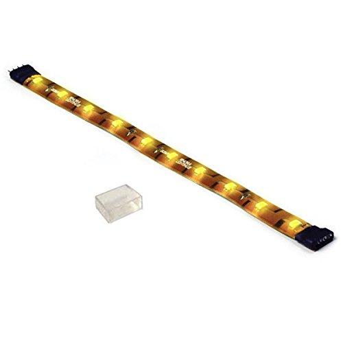 12 in. 2400K Warm White LED Tape Light Dimmable 24V 2835-60-IP65-WW24K2403