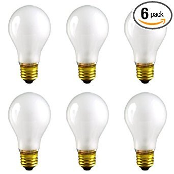 75 watt rough service bulb - 6