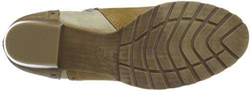 Stivali dei dune Marco beige 435 25123 Tozzi pettine Rangers qHIHSAEwY