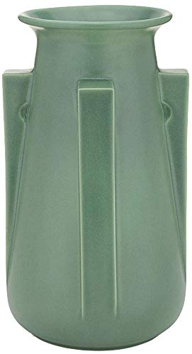 Wright Frank Vase Lloyd - YTC Teco Four Buttress Vase - Green