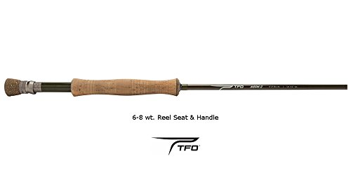 Temple Fork Outfitters - AXIOM II 4 Piece Fly Rod (7 wt. ()