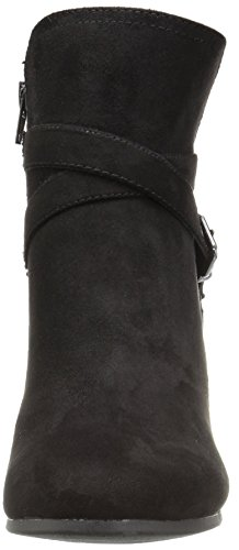 Ankle Women's Rightonn Fabric Black Bootie Madden Girl 8wqAZx66t