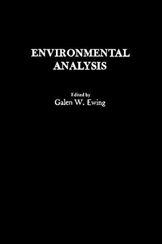 Environmental Analysis (Federation Of Analytical Chemistry And Spectroscopy Societies)
