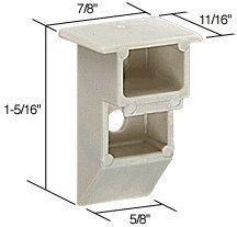 1-5/16 Nylon Sash Cam Bulk - 50 Pack by TechnologyLK - Nylon Cam Sash