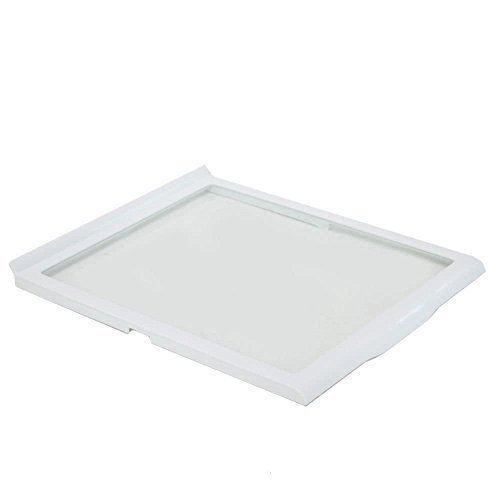 Kenmore W999520 Refrigerator Glass Shelf Genuine Original Equipment Manufacturer (OEM) part for Kenmore
