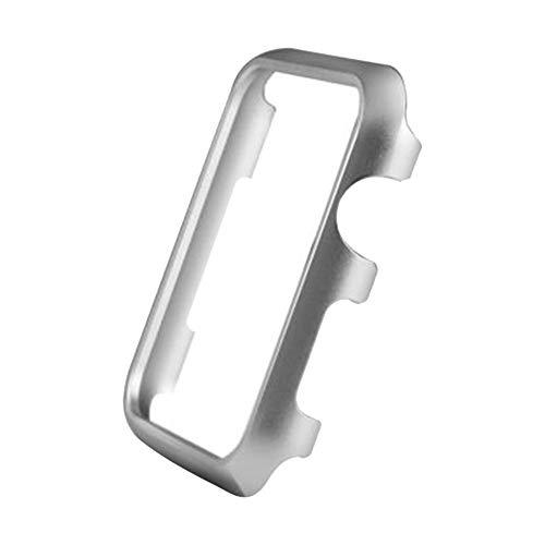 Fenebort Accessory Compatible Apple Watch, Compatible Apple Watch 4 Sport Aluminum Case Protective Frame Bumper Cover 44MM/40MM
