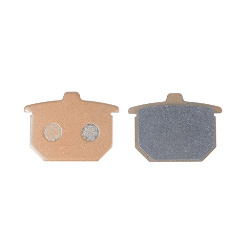 Wotefusi Motorcycle New Pair Front Brake Pads For Honda CB400 N/NA/NB 78-81 GL1000 K/K1/K2/KZ ?Goldwing? 75-77 GL1100 A/DA/B/DB(SC02)80-81 Rear Brake Pads For CB750 F2 79 CBX1000Z 79-80