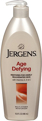 Jergens Age Defying Multi-Vitamin Lotion, 16.8 Ounce