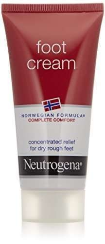 Neutrogena Norwegian Formula Foot Cream for Dry Rough Fee...