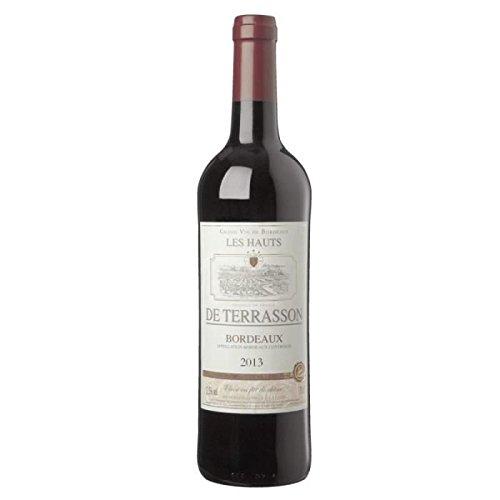 Vin Rouge Les Hauts De Terrasson 2013 Domaine De Blaye