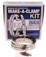 Make-A-Clamp Kit - 50ft - Case Of 6 Kits