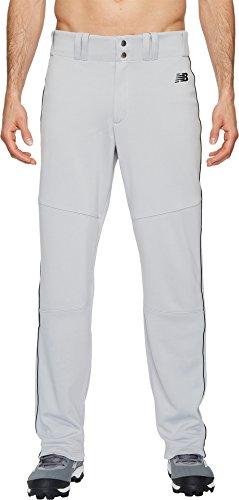 Balance Pipe - New Balance Men's Charge Pants Grey/Black Pipe XXX-Large 32