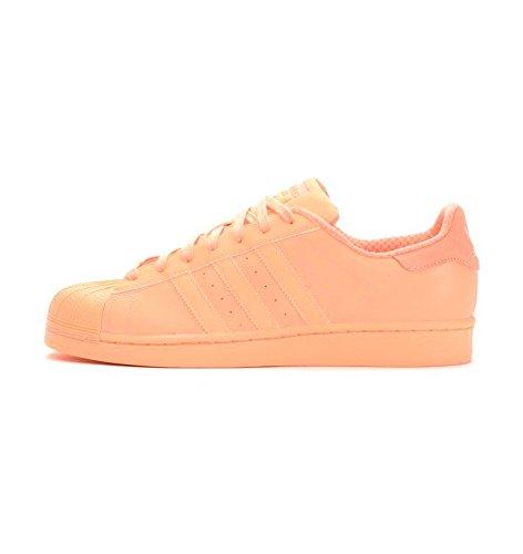 Superstar Adicolor Unisex (pacchetto Adicolore) In Sunglow Di Adidas, 13