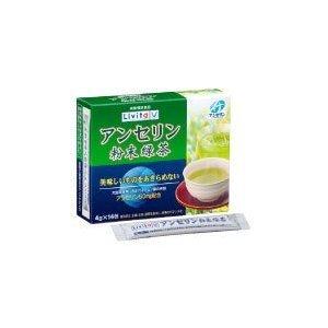 【大正製薬】リビタ アンセリン粉末緑茶 4g×14包 ×10個セット B00BMZTUAI