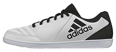 adidas X 16.4 Street, Botas de fútbol para Hombre, Blanco (Ftwbla/Negbas / Balcri), 47 1/3 EU