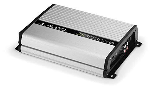 JL Audio JX1000/1D 1000 Watt RMS Monoblock Class D Car